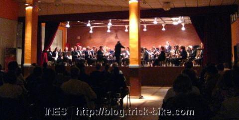 L'Orchestre d'Harmonie de Clermont-Ferrand