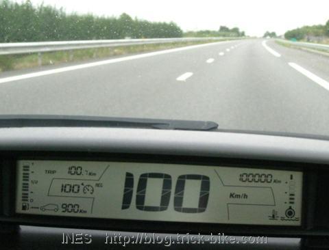 Car at 100000