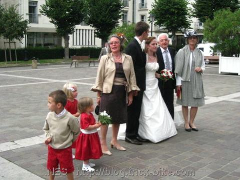 Family of Bride and Groom