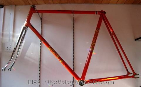 Gitane Vintage Track Bike Frame