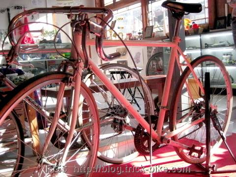 Chinese Steel Road Bike