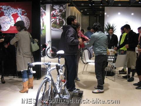 Ko Masyda Cycle Art Exhibition Opening