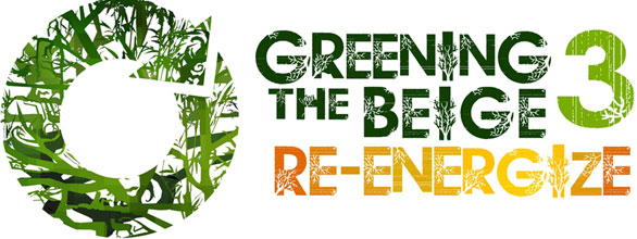 Greening the Beige 3 Logo