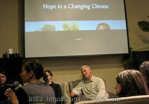 "BBC Film ""Hope in a Changing Climate"""