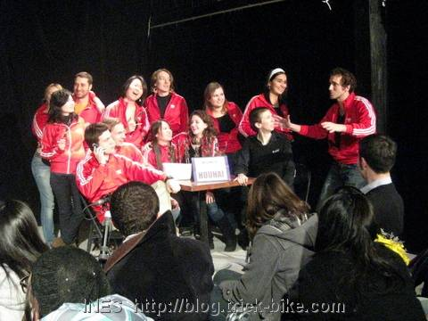 """Short play """"Lao Wai Story"""" - Beijing version of """"West Side Story"""""""