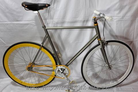 Nico's Fixed Gear Bike
