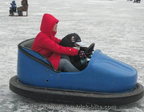 Beijing Ice Bumper Car