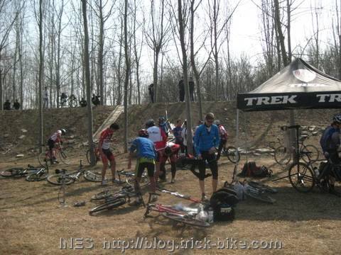 TREK 2009/2010 Beijing 3rd Cyclo Cross Bike Race