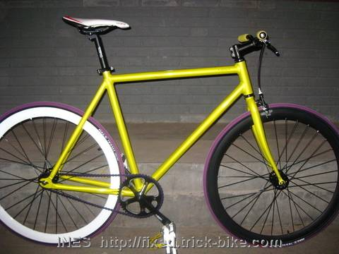 Pat's Natooke Fixed Gear Bike