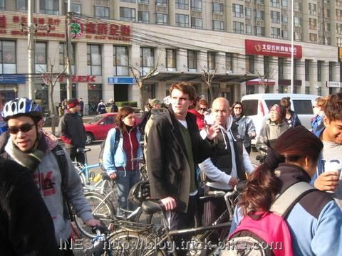 Charity Ride Beijing Meet Up