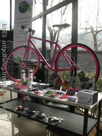 Natooke Shop Booth at the Bohai or Bust Charity Event