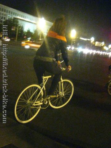 Chinese Fixie Girls