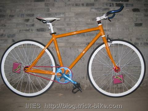 Tang Zheng Fixed Gear Bicycle