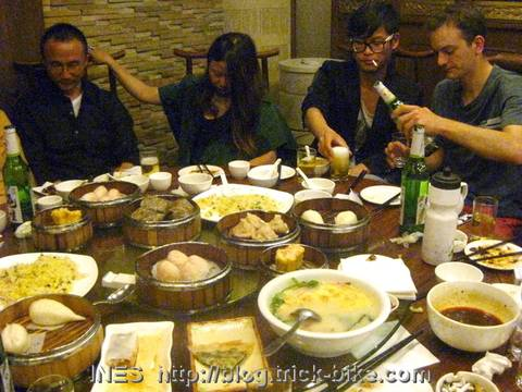 Dim Sum Goodbye Dinner for NyK
