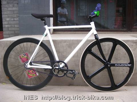 Will's Natooke Bike