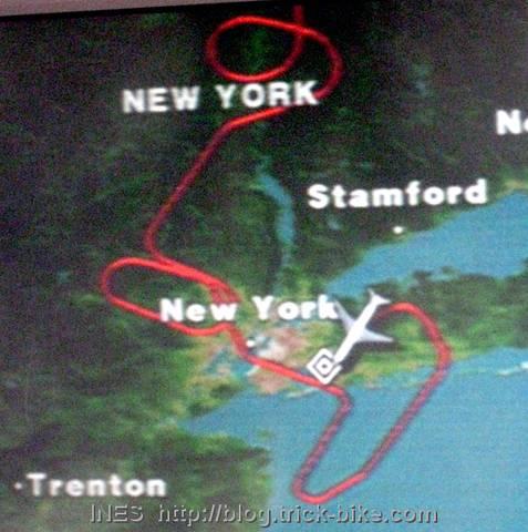 Airplane Path