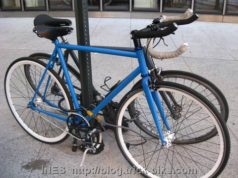 Mission Bicycle Track Bike