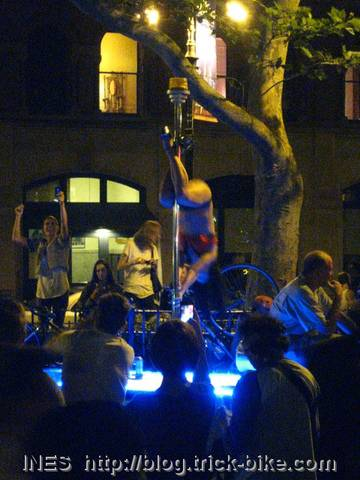Portable Pole Dancing