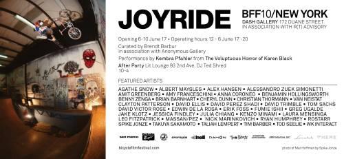 BFF Joyride Flier