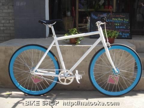Charles Aluminum Fixed Gear Bike