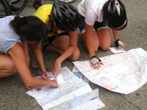Studying the NYC Map