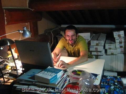 Fede in Natooke Office