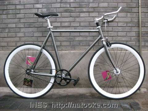 Alloy Bike for Tall Customer