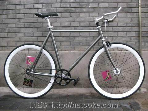 Alloy Bike for Tall Customer