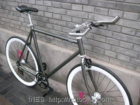 Track Bike by Natooke