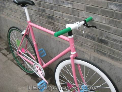 Fixed Gear Bike for Girlfriend