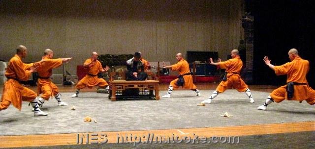 Shaolin Acrobats