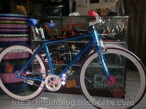 Fixed Gear Bike from Natooke