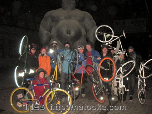 Beijing FG Night Ride Crew