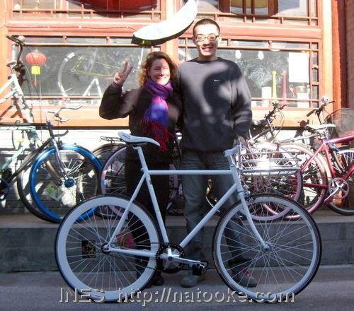 The Creators of the Bike