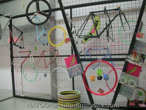 Natooke Booth at Bikeboy 2