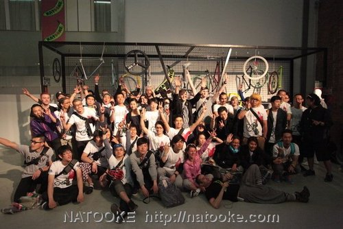 All the BJ Alleycat Winners