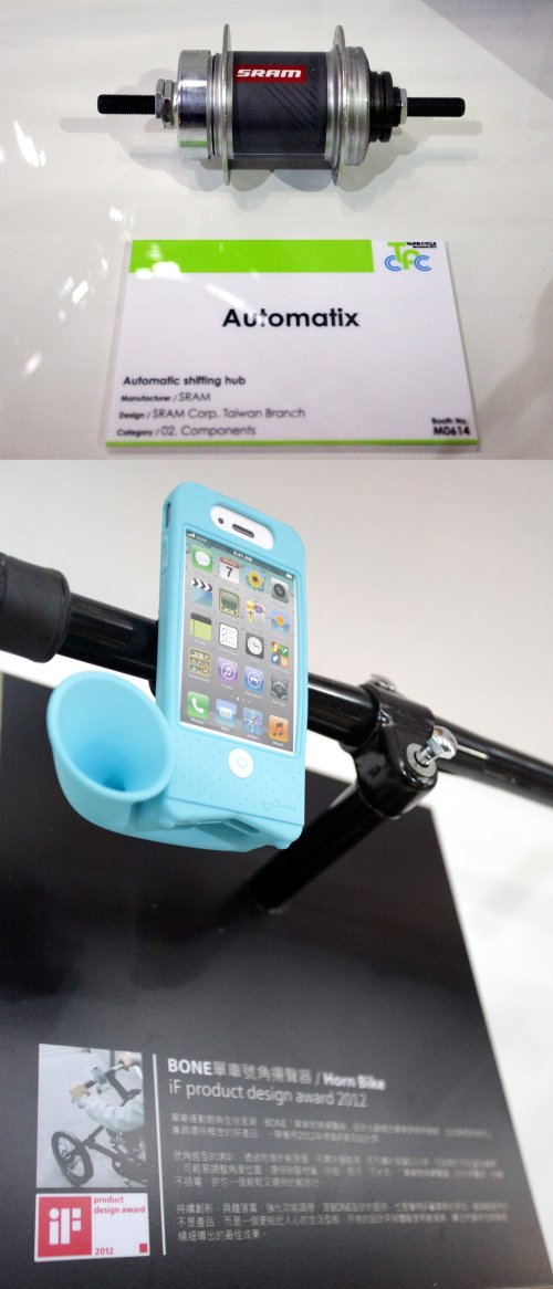 Automanic Hub and iPhone holder
