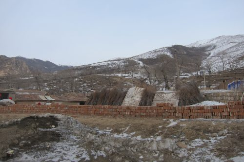 Farmer Houses near Chongli