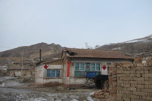 Poor Countryside in China