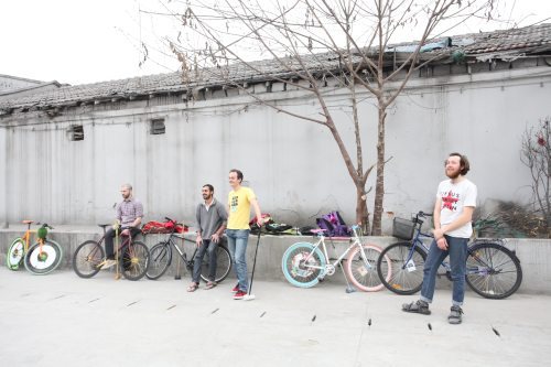 Chengdu Spontaneous Bike Polo